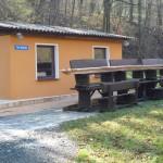 Backhaus,Zustand vor Dachrekonstruktion -  April 2012